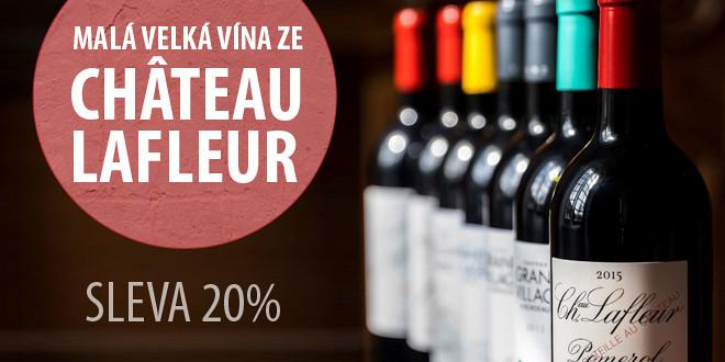 Malá velká vína ze Château Lafleur